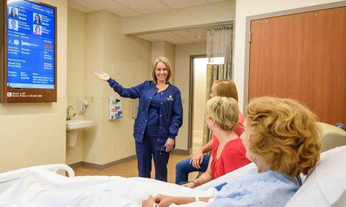 telehealth, high tech healthcare