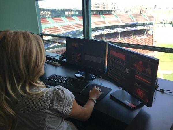 CI Editors Get AV Version of Red Sox Fantasy Camp, slide 0