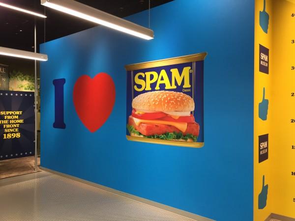 SPAM Museum Features Interactive AV, slide 0