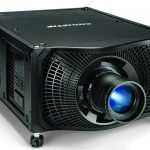 This is a photo of the 3DLP Christie Boxer 4K20.