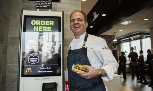 McDonald's Just For You Touchscreen Kiosks Expanding Across Boston Area