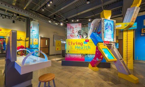 Backman Vidcom, Discovery Centre, children's museum
