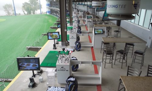 Ford Audio-Video Helps Golf Entertainment Space Tee Off