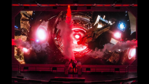 Electrosonic, Mass Effect