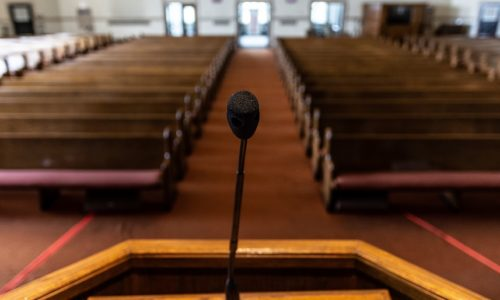 The House of Worship Technology Market in 2021