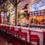 retro bar, Headquarters Beercade Nashville