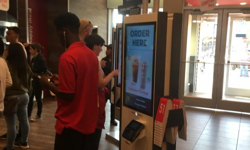 McDonald's Touchscreen Kiosks Take 'Fast' Out of 'Fast Food'