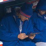 MLB, baseball, Apple watches