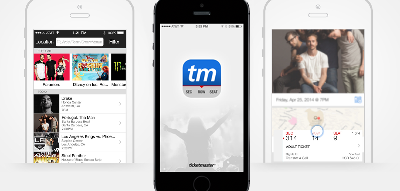 Ticketmaster Mobile Ticketing Outage Proves Me Right… Again