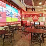 AV installations, AV integration projects, KD-MAX8x8, KD-IP1080RX, KD-IP1080TX, Key Digital, Cincinnati Reds, Champions Club, Scouts Club, Great American Ball Park, video distribution, bar and restaurant AV,