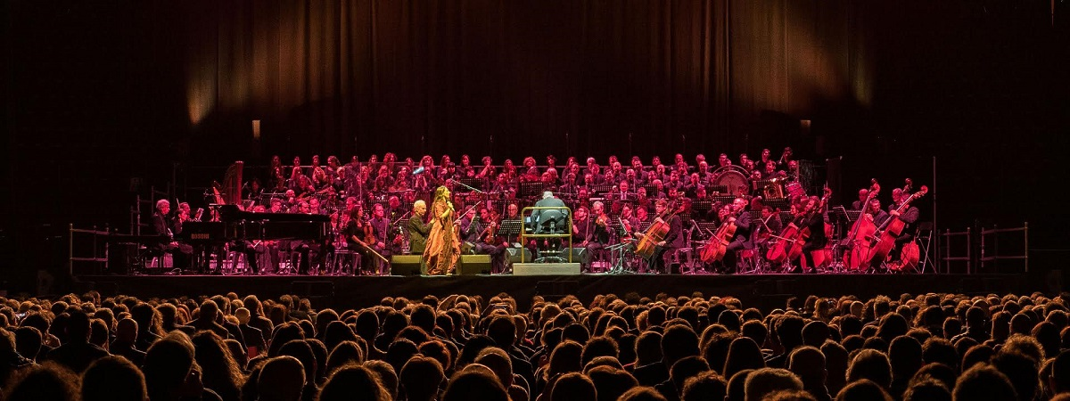 L-ISA Audio System Impresses Ennio Morricone Himself During 60 Years of Music Tour