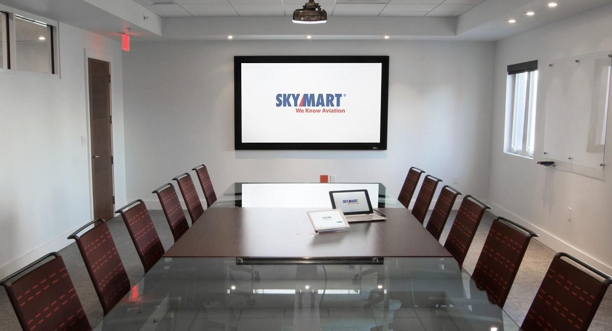 Boardroom Technology Solutions Crucial to Sky Mart's Competitive Edge