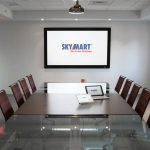 Sky Mart, Think Simple, boardroom technology solutions