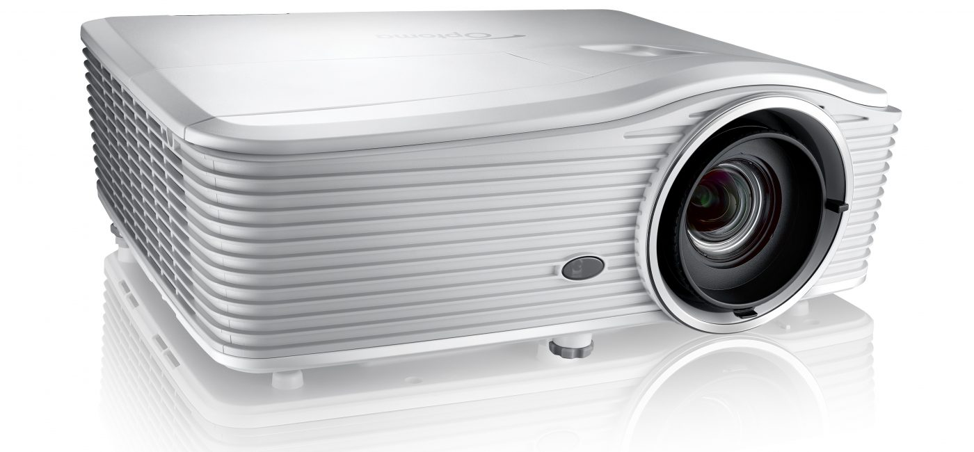 Optoma Introduces New Line of Projectors for Corporate and HOW Installs