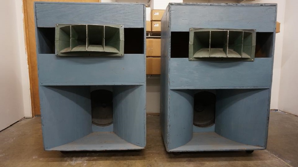 EgglestonWorks Sets Out to Save a Historic Pair of Altec Lansing Monitors