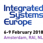 ISE 2018, Integrated Systems Europe, Integrated Systems Europe 2018