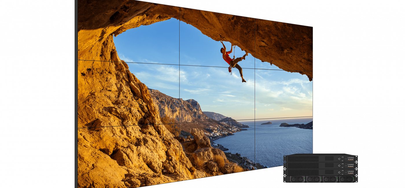 Video Wall Processors: The Road to More Affordable, Ubiquitous Video Walls