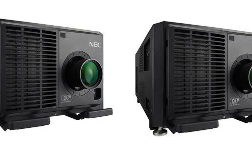 NEC Display Solutions of America, 3D Live, direct view 3D, NEC Display RB Laser Projectors, 4K native resolution, PH2601QL, PH3501QL