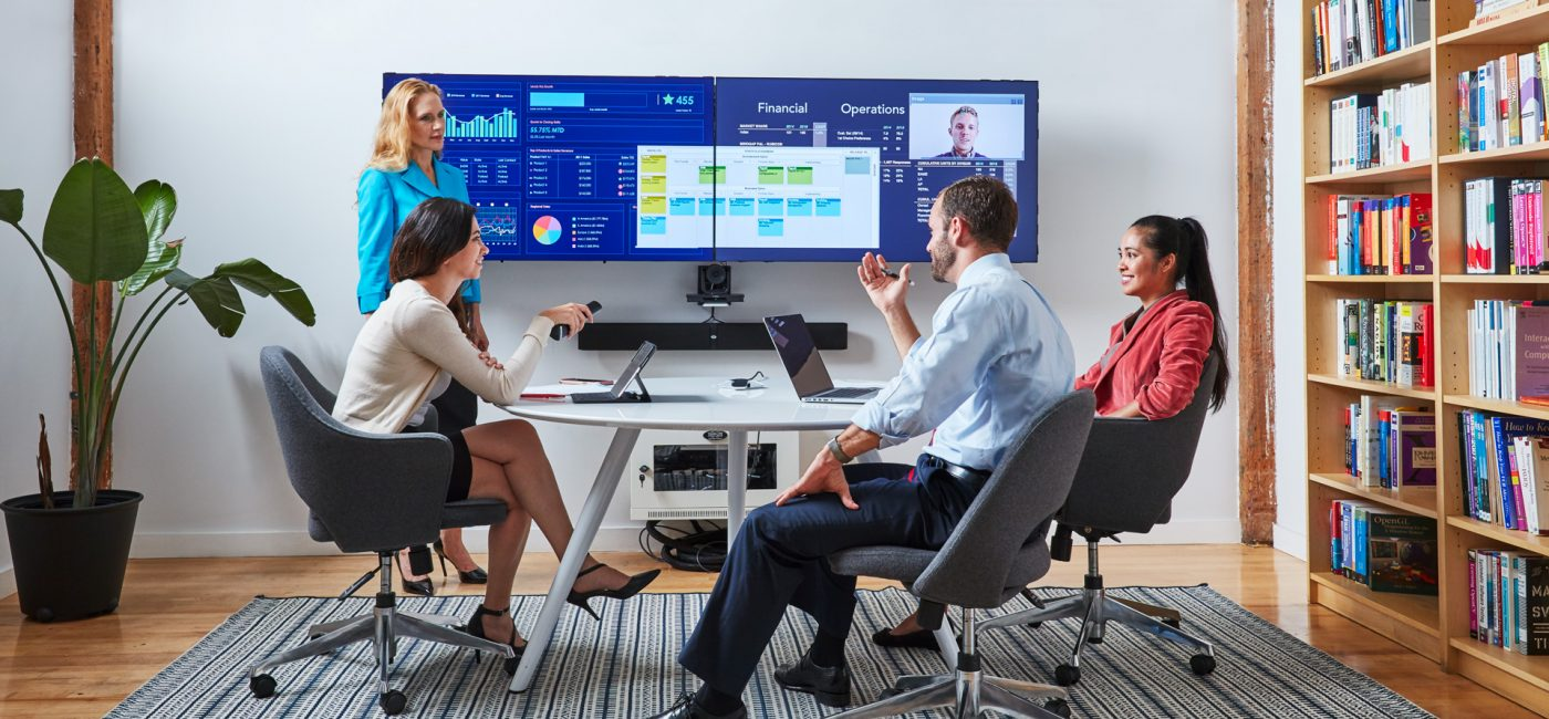 Oblong Industries Adds POP 'Picture on Picture' to Mezzanine Collaboration at ISE 2018
