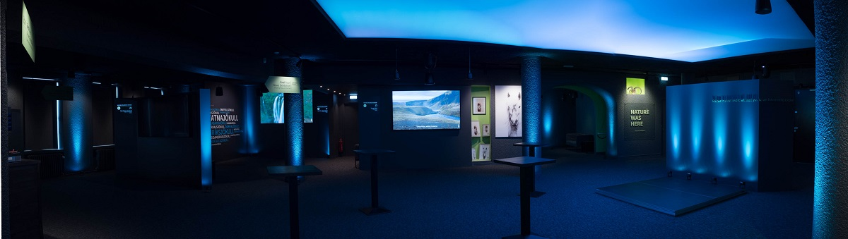 Icelandic History & Culture in Crisp, 4K UHD Detail Coordinated with AV Stumpfl Avio Control System