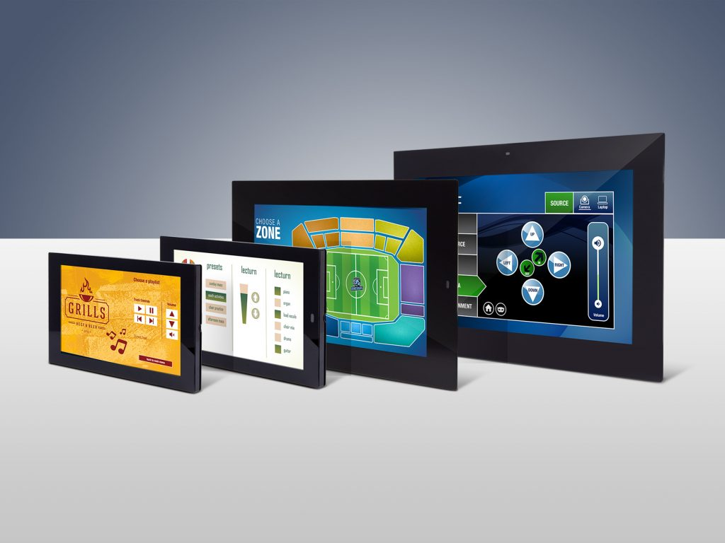 QSC Q-SYS TSC-G2 Touch Screen Family