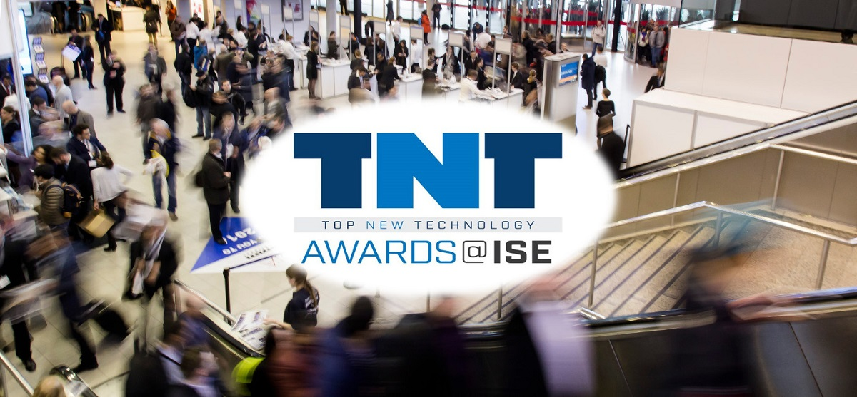 These 24 New Commercial Technology Products Won TNT Awards (and You Can See Them at ISE 2018)