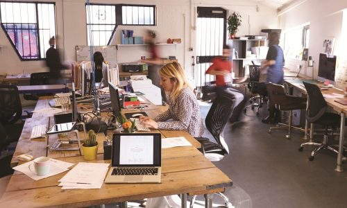 Why the 'Resimercial Workspace' is the Next Big Thing in Alternative Workspaces