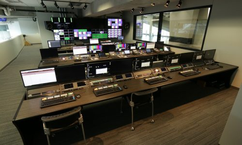 3 Ways Control Rooms Are Evolving