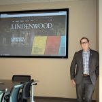 Parallax, Da-Lite, Lindenwood University, ALR Projection Screens