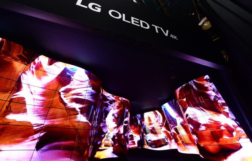 Seeing Samsung's 'The Wall' MicroLED TV Made Me a Believer