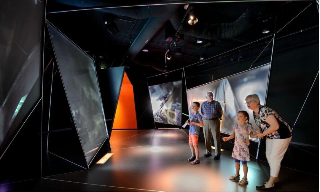 Duth Open Air Museum, AV integration, museum technology