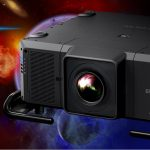 Epson ISE 2018 projector