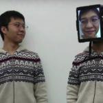 Human Uber, telepresence systems, ISE 2018, ChameleonMask, telepresence robots
