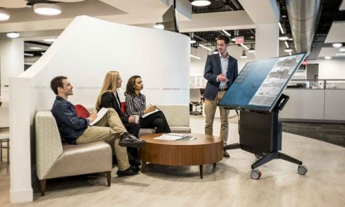 Salamander Designs and Maverick AV  Show Display Stands at ISE 2018