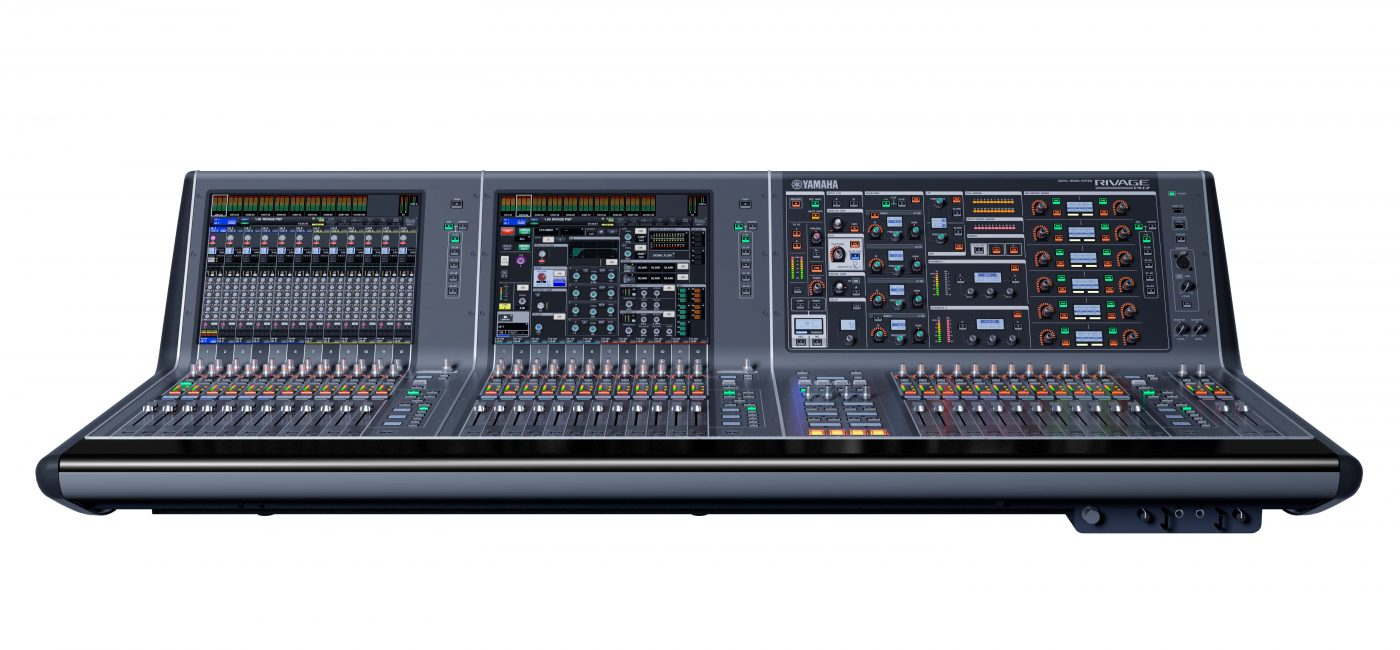 Yamaha RIVAGE PM7 Digital Mixing System Offers Integrated Portability