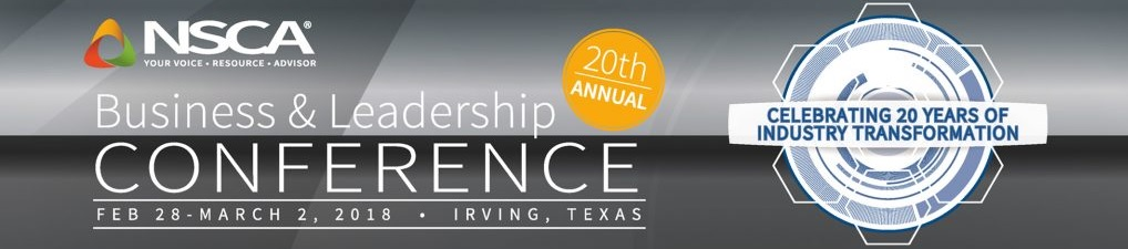 NSCA Business & Leadership Conference Has Become Must-Attend