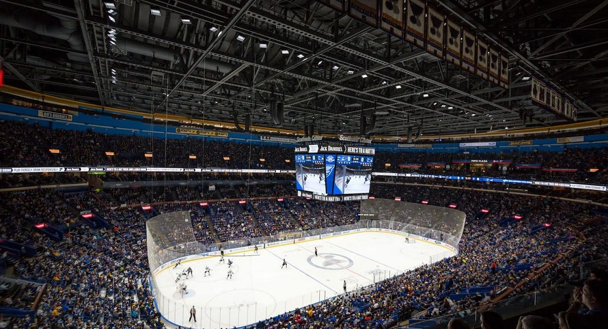 Scottrade Center has largely remained untouched since its' opening 23 years  ago. Generator Studio was engaged by the St. Louis Blues to explore options  to ...
