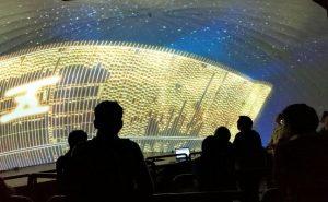 Christie projectors, Hunan Museum, 1DLP projectors