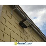 APTU 2200k, LED Wall Pack, Access Fixtures