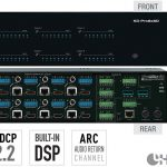 Key Digital Matrix Switcher, Key Digital KD-Pro8x8D