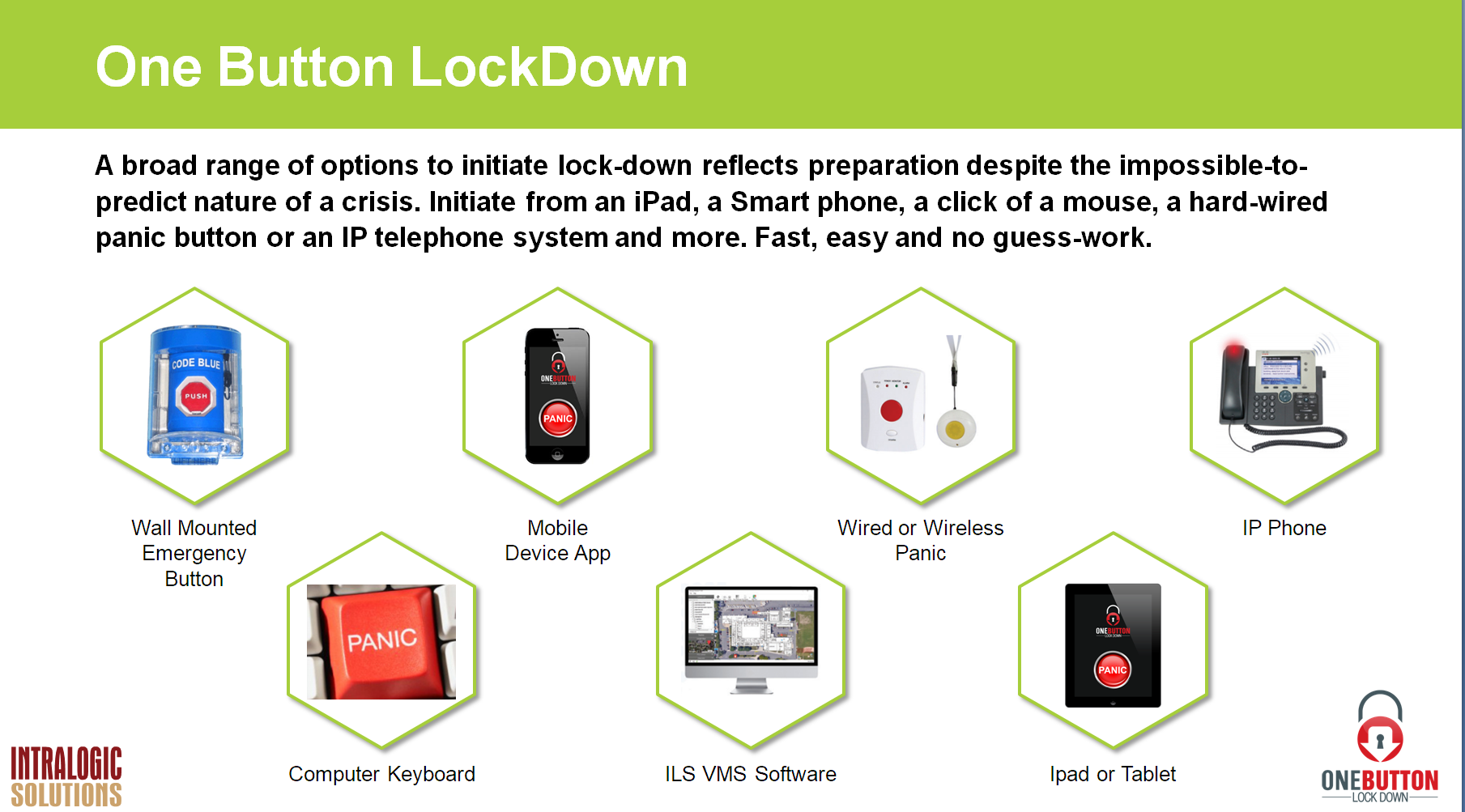 One Button Lock Down System For Schools Can Save Lives In Active Ip Phone Wiring Diagram Shooter Scenario Commercial Integrator