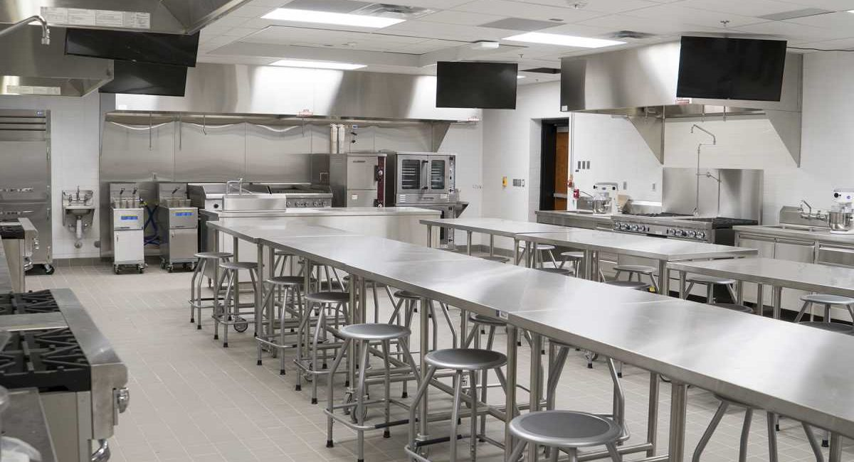 Here's How Vaddio DocCAM 20 HDBT Overhead Camera Engages Culinary Students