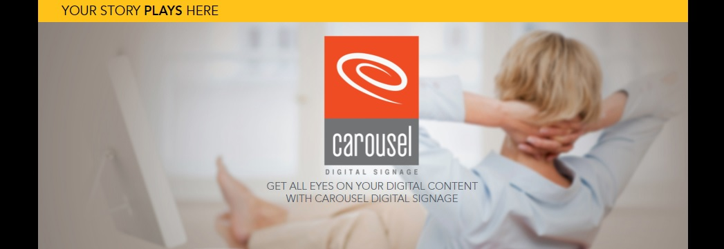 Tightrope Carousel Digital Signage Unveils Product Update
