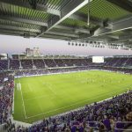 Orlando City Stadium, Orlando City Soccer Club, JBL sound system, Clair Solutions, large venue