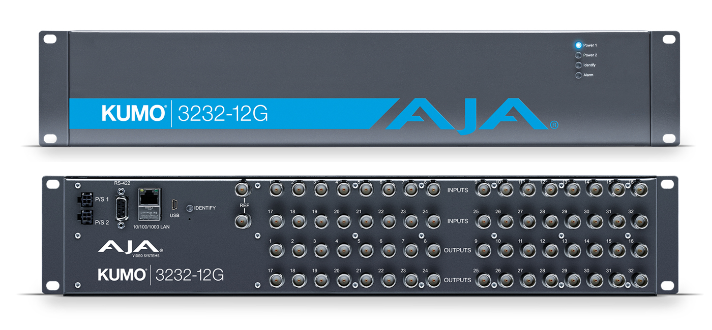 AJA Announces Several New Products and Updates for Commercial Integrators