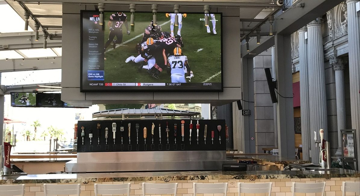 Vegas Beer Park Backs its Brews With A Stunning 1.9mm PixelFLEX LED Video Solution