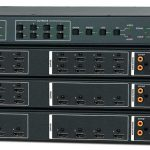 Extron DXP, HDMI matrix switcher, 18 Gbps