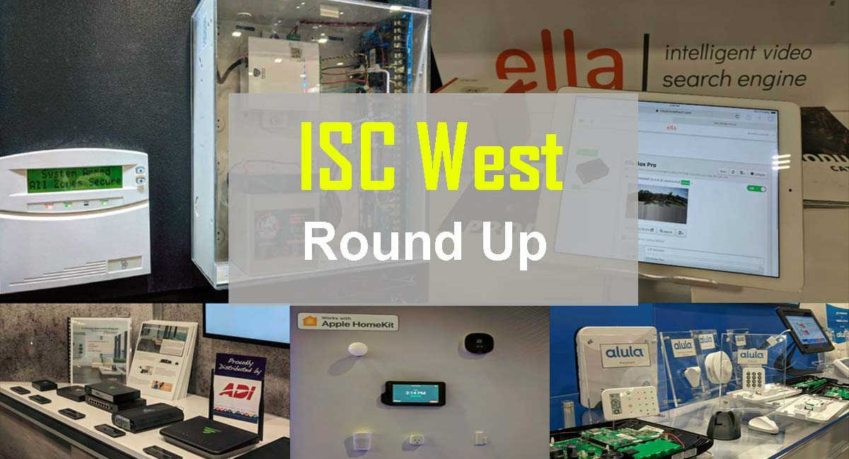 Must-See Booths at ISC West in 12 Tweets