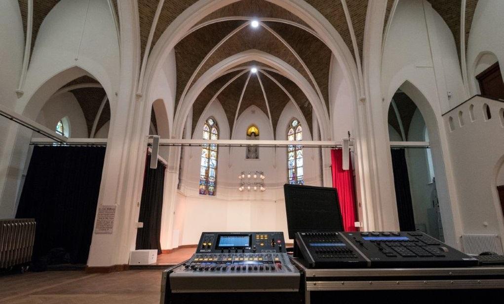 Ons Koningsoord, Yamaha audio system