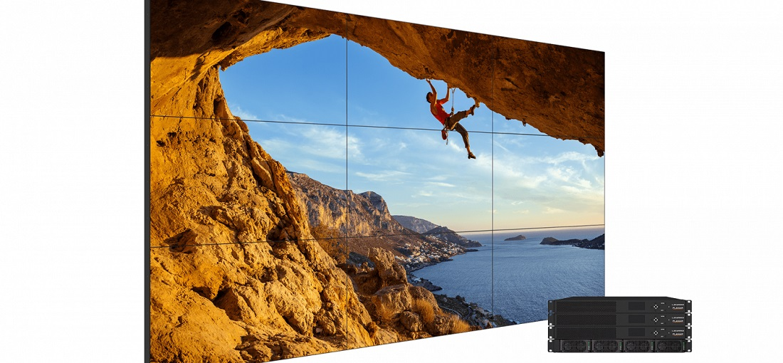 T1V ViewHub, ThinkHub Collaboration Software to Be Bundled with Leyard and Planar Video Walls